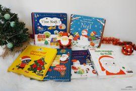 Nos lectures pour découvrir Noël