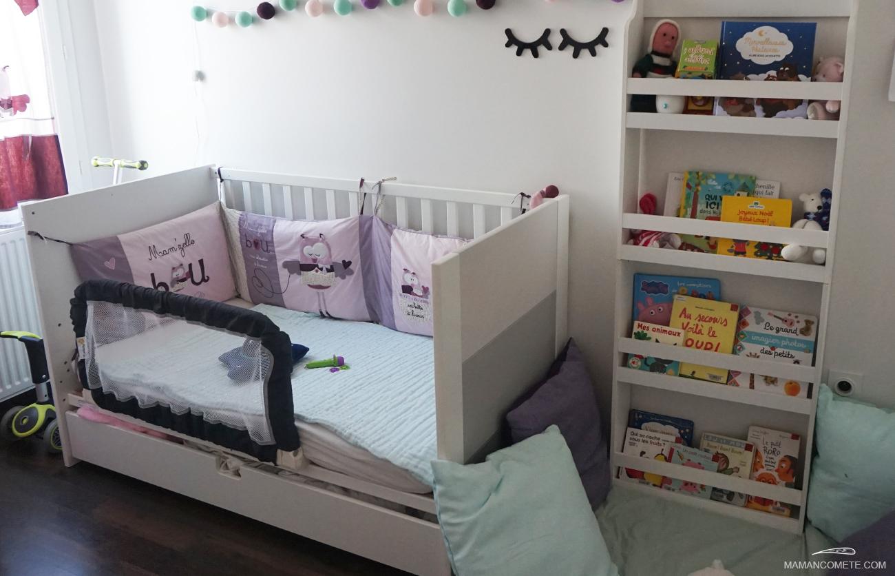 Astuces en douceur pour que b b accepte de dormir dans for Bebe dans sa chambre