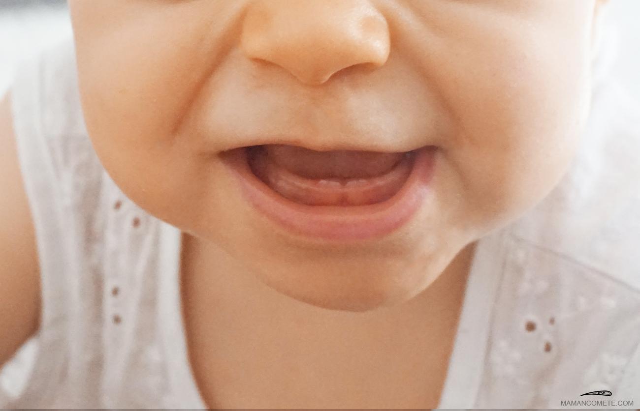 Idées de cadeaux pour une naissance Anneau dentition