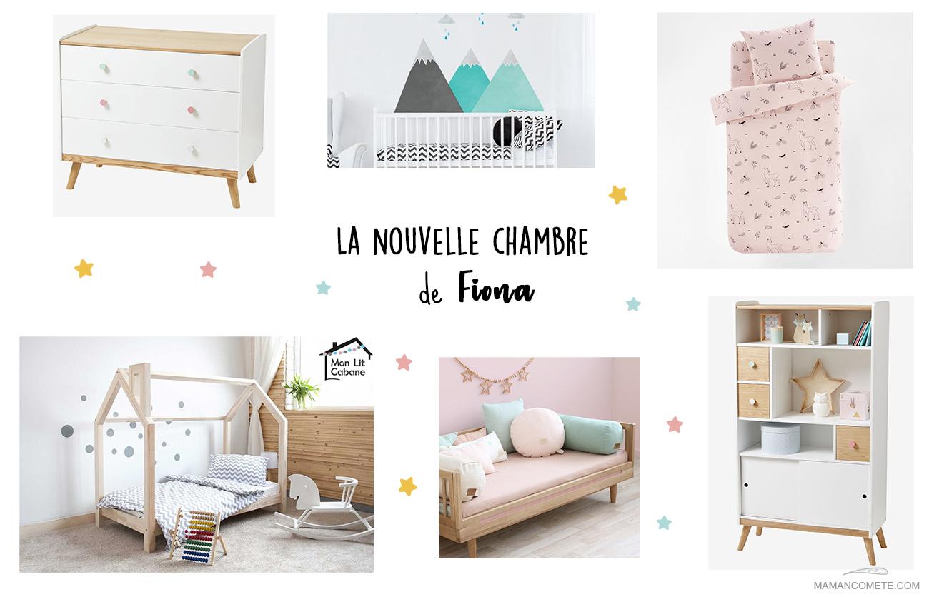 Nouvelle Chambre Enfant Bebe Scandinave Inspiration Deco Mint Rose Pastel  Jaune Moutarde Blog Maman