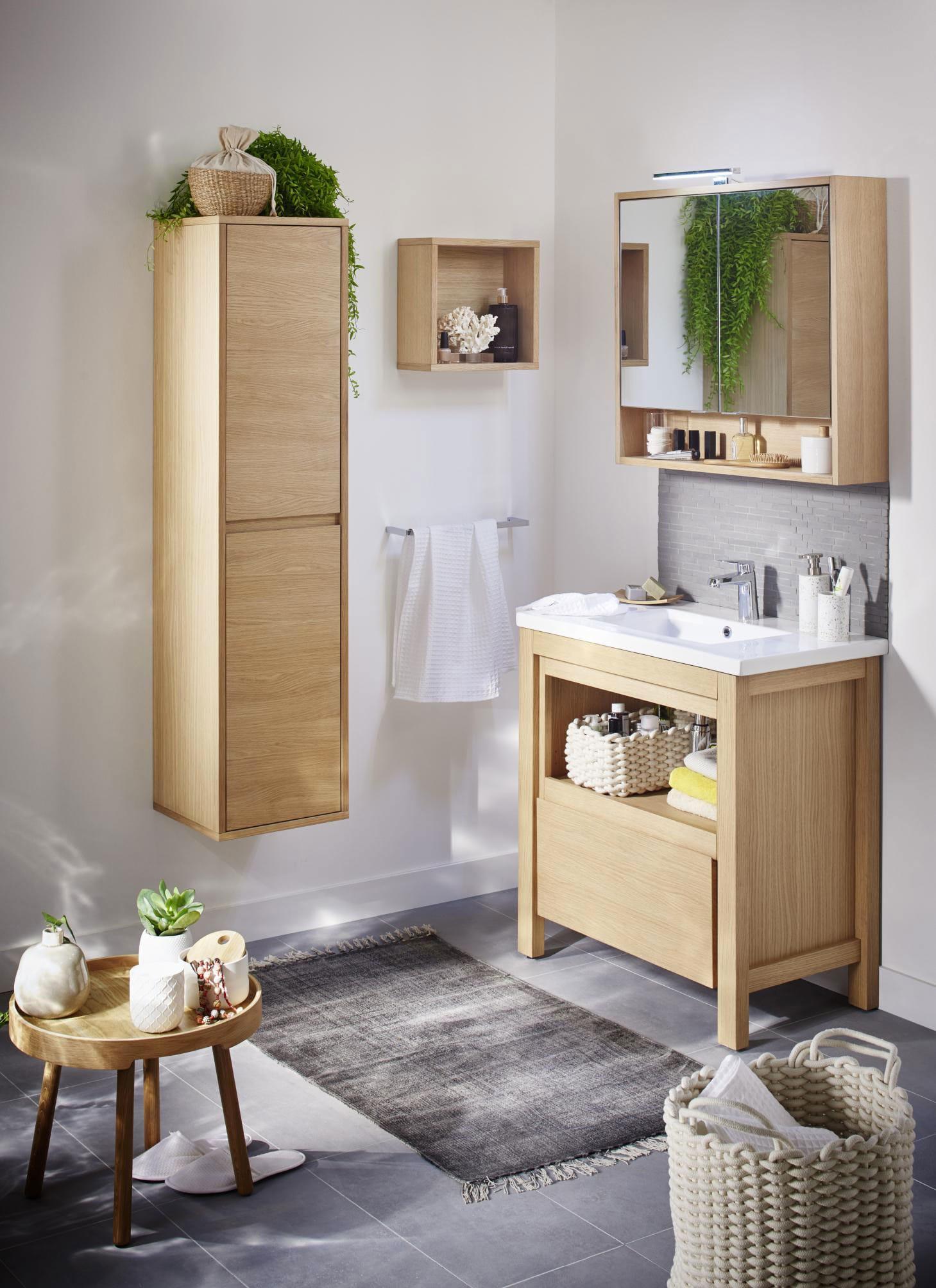 inspiration-salle-de-bain-meuble-lapeyre-bois-18 - Maman Comète