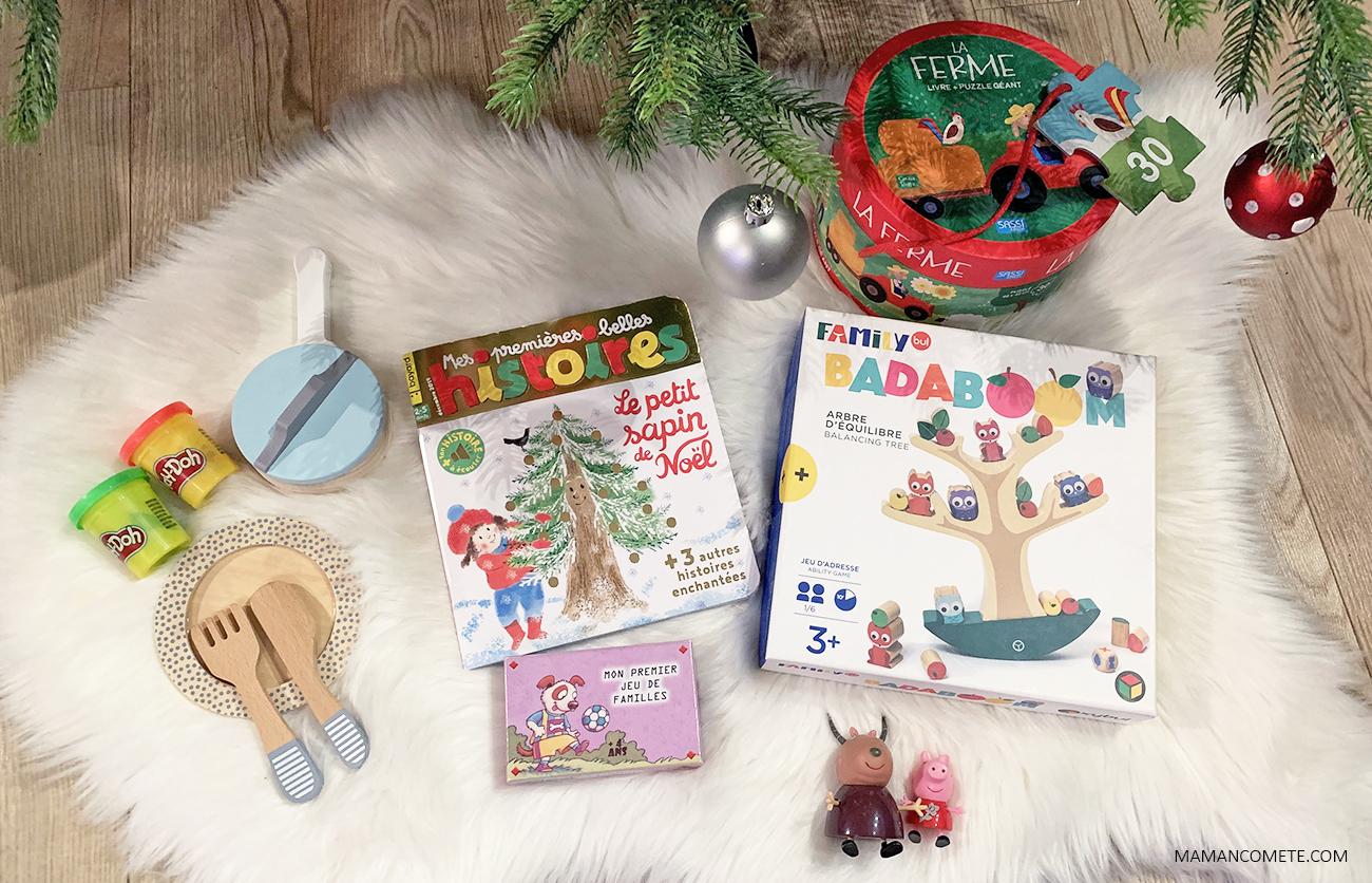 Selection D Idees De Cadeaux Pour Un Enfant De 3 Ans Maman Comete